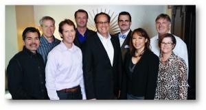 Enterprise Peer Group Photo Shadowed